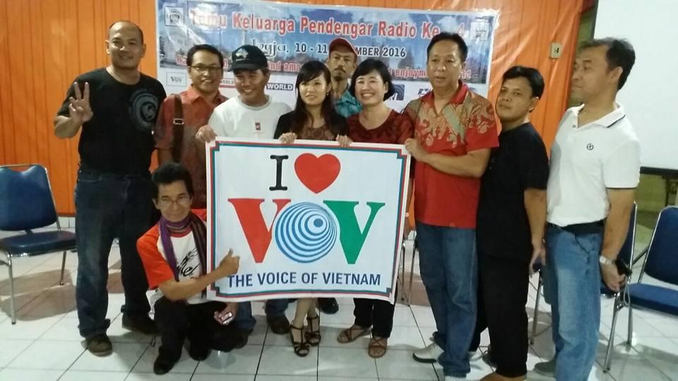 Pertemuan Keluarga Pendengar Radio  ke - 4 di kota Yogyakarta tahun 2016