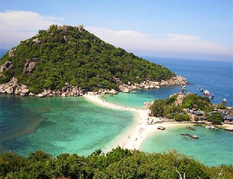 Penjelasan singkat tentang pulau Phu Quoc, Vietnam.