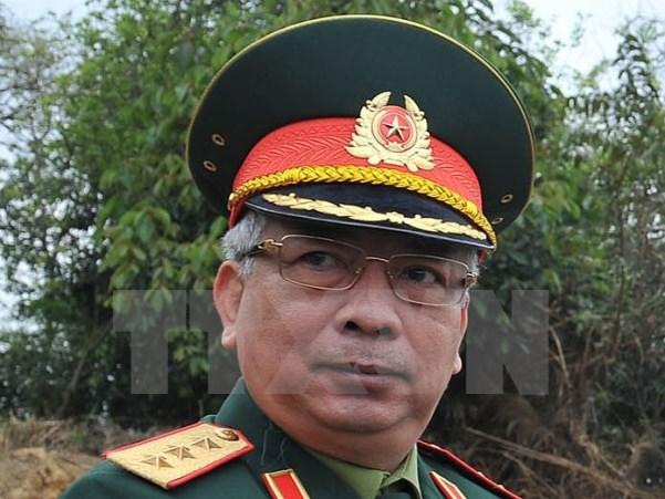 Delegasi Kemhan Vietnam melakukan kunjungan di Mozambik