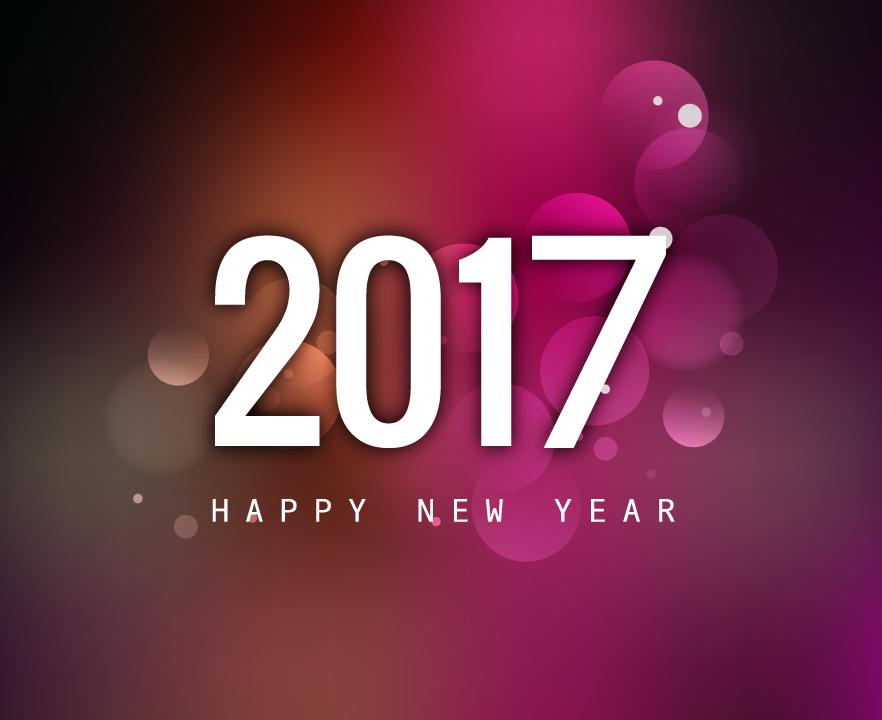 本台台长的新年贺词