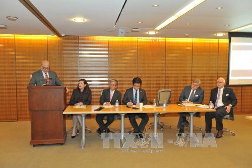 有关越南承办2017年亚太经合组织系列会议问题的研讨会在美国举行