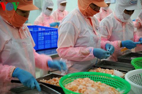 越南力争2017年实现水产出口75亿美元