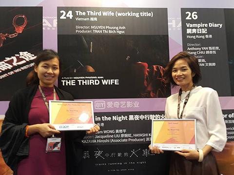 越南影片在中国香港获得两项大奖
