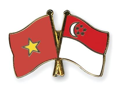 深化越南-新加坡战略伙伴关系