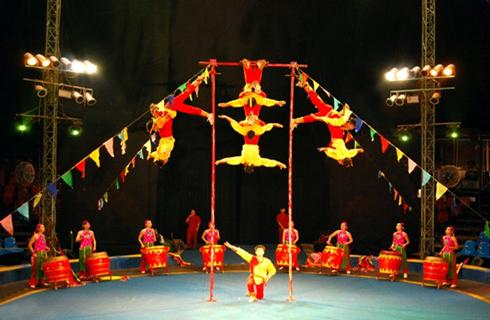 International Circus Festival 2016 opens