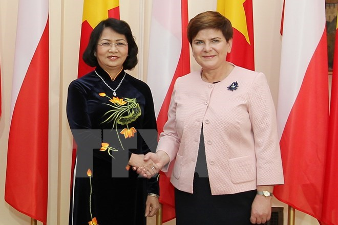 Vietnam treasures relations with Poland