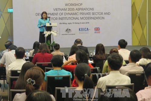 Vietnam toward prosperity, innovation, equity and democracy by 2035
