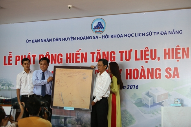 Da Nang calls for donation of documents and objects for Hoang Sa display