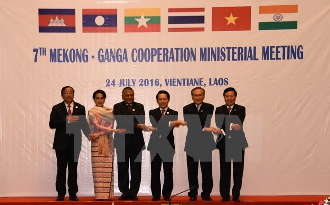 Mekong-Ganga cooperation meeting issues joint statement