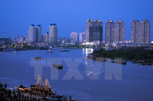 Ho Chi Minh City aspires to be smart city