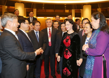 NA Chairwoman attends meeting of People's Councils of northern provinces