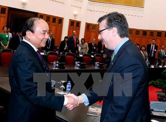 Vietnam–US investment and trade see vigorous development