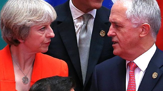 Meetings on the sideline of G20 Summit