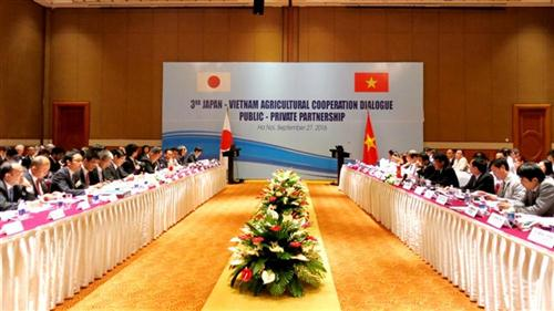 Vietnam-Japan agricultural cooperation forum