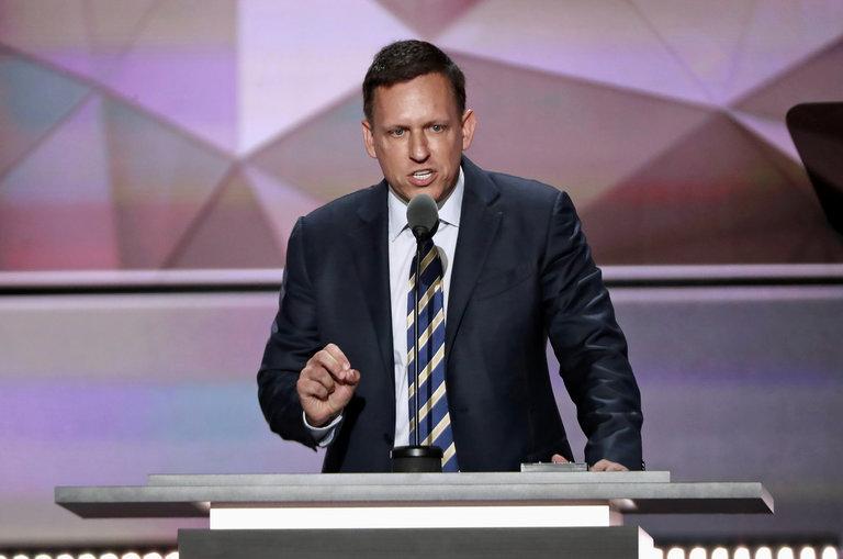 Technology billionaire donates 1.25 million USD in support of Donald Trump
