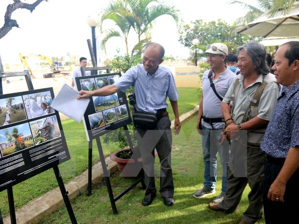 2016 Vietnam Heritage Photo exhibition opens in Binh Thuan province