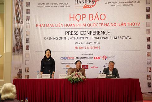 Hanoi International Film Festival opens