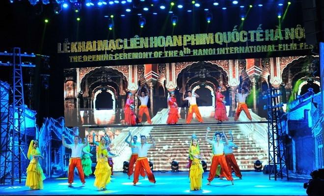 Hanoi International film festival underway