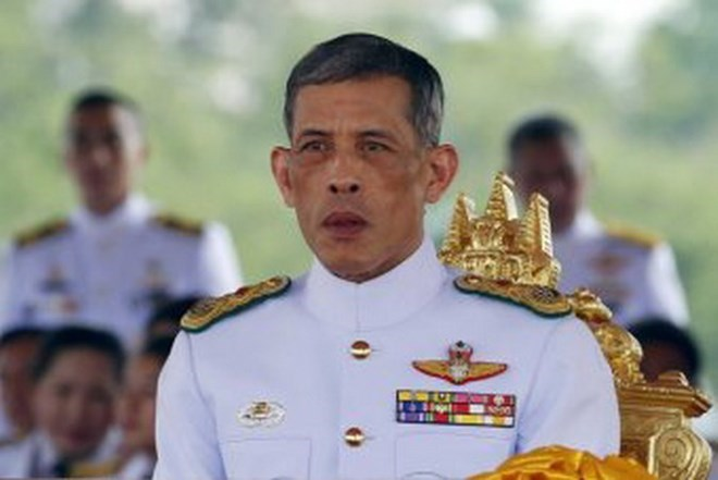 Thailand has new king