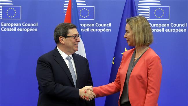 Cuba, EU sign deal to normalize ties