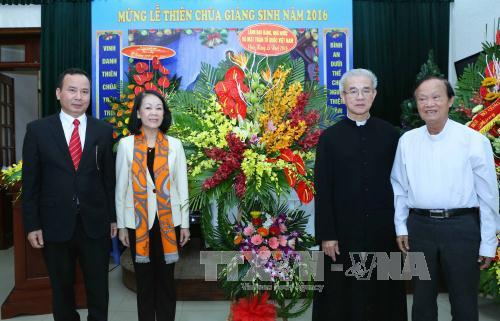 Catholics encouraged to contribute to Vietnam's socio-economic development