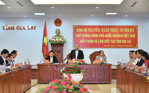 Gia Lai urged to adopt more socio-economic development incentives