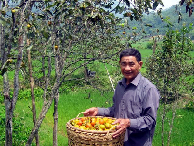 Bac Kan promotes agricultural products with geographical origin indicated