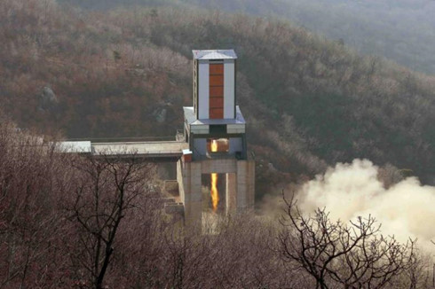 South Korea monitors North Korea's possible long-range missile test