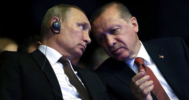 Russian, Turkish Presidents discuss extension of ceasefire in Syria