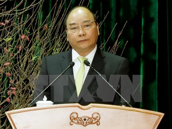PM Nguyen Xuan Phuc arrives in Switzerland for WEF Meeting