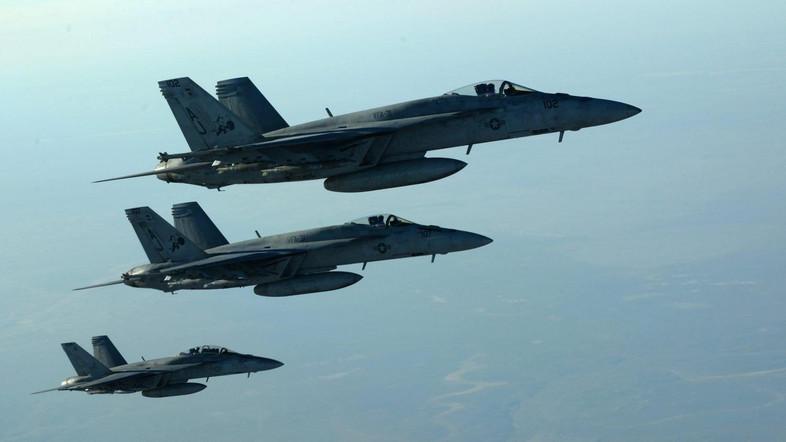 US air strike kills an al Qaeda leader in Syria