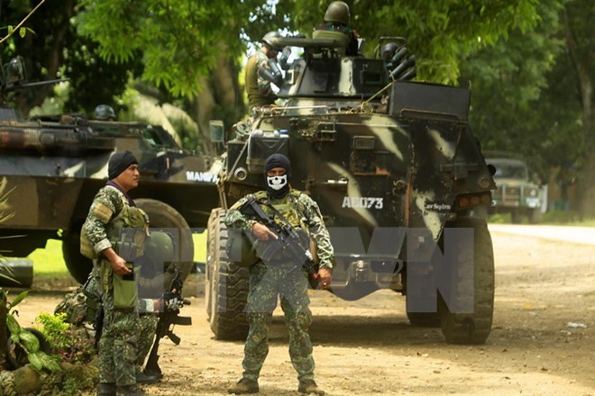 Filipino rebel group release hostages