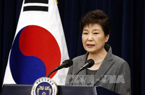 Impeached South Korean President appeals to Constitutional Court