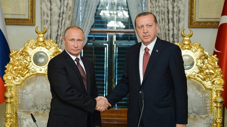 Russian President Vladimir Putin VOV5