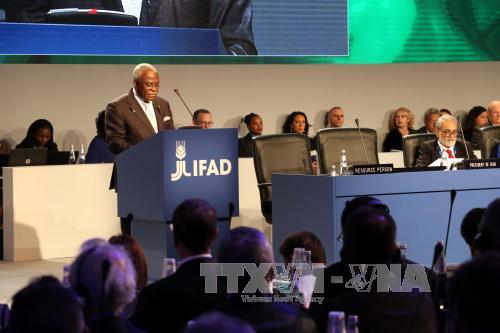 Vietnam attends annual IFAD Governing Council meeting