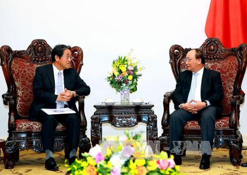 Vietnam fosters strategic partnership with Japan