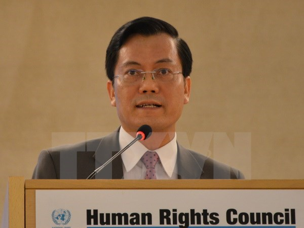 Vietnam highlights its contributions to global human rights initiatives