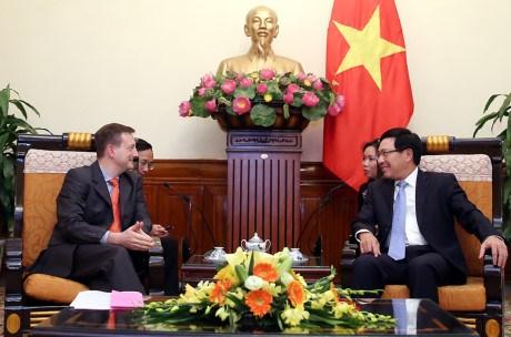 Economic cooperation prioritised in Vietnam-France bilateral relations