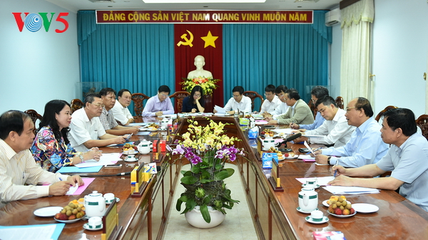An Giang asked to improve food products for export