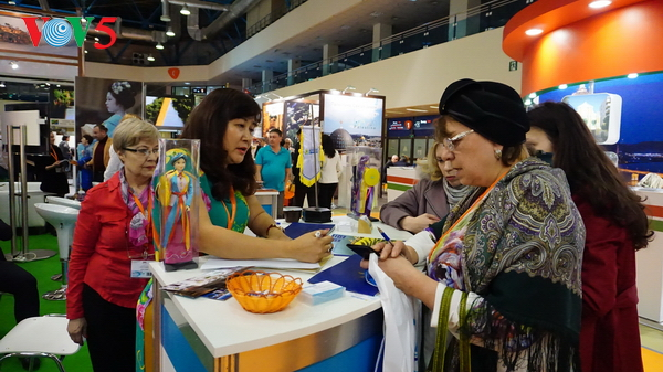Vietnam attends Moscow International Travel and Tourism Exhibition