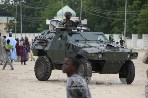 Nigerian government rescues hundreds of hostages from Boko Haram