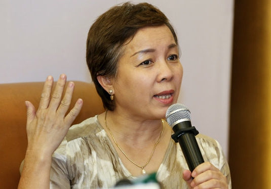 Nguyen Van Anh, one of 50 most influential women in Vietnam