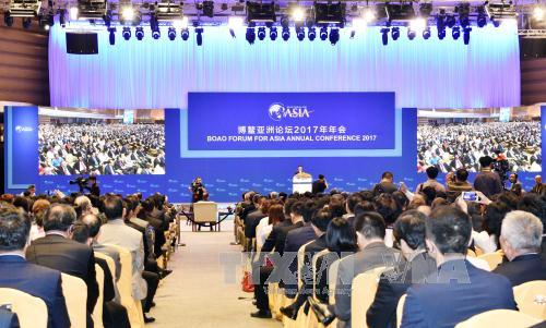Boao Forum for Asia 2017 opens