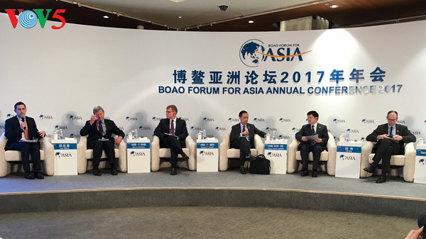 Chairman of Boao Forum for Asia calls on Asian countries to support globalization