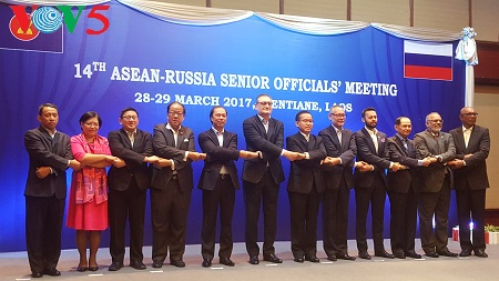 Russia supports ASEAN's central role in Asia-Pacific