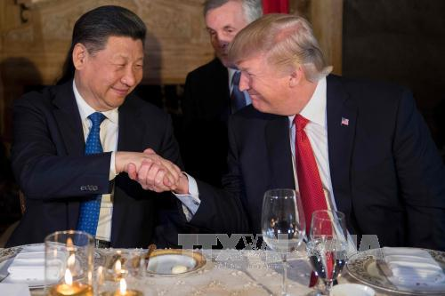 US President expects good relations with China