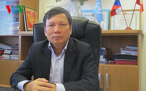 Khai trương trung tâm đào tạo tài năng người Việt tại Cộng hòa Czech
