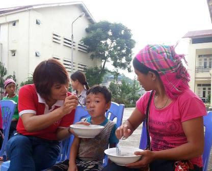 Cô giáo Nguyễn Thị Hiền: Làm thiện nguyện là niềm vui, niềm đam mê