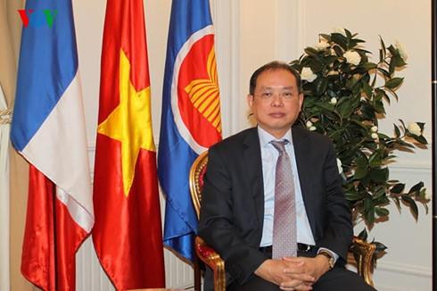 Chuyến thăm Việt Nam của Tổng thống Pháp Francois Hollande sẽ tạo cú hích lớn trong quan hệ hai nước
