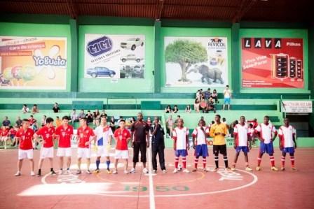 Hoạt động thể thao Việt Nam - Mozambique chào mừng 71 năm Cách mạng tháng Tám và Quốc khánh 2/9
